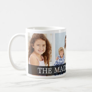 Sheer Label Custom Photo Mug