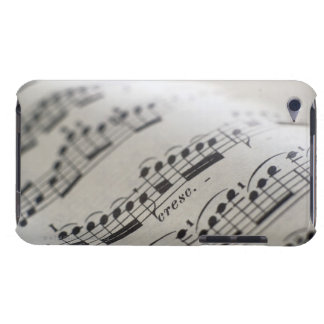 Sheet Music 9 iPod Touch Cover