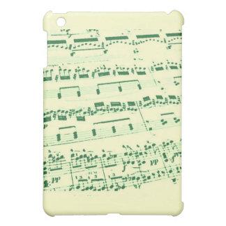 Sheet Music/Glee Club iPad Mini Cover