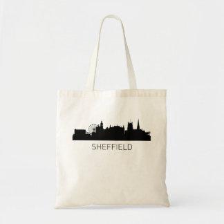Sheffield England Cityscape