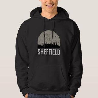 Sheffield Full Moon Skyline Hoodie