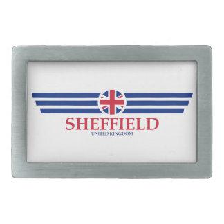 Sheffield Rectangular Belt Buckles