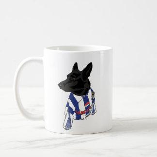 Sheffield Wednesday dog Coffee Mug