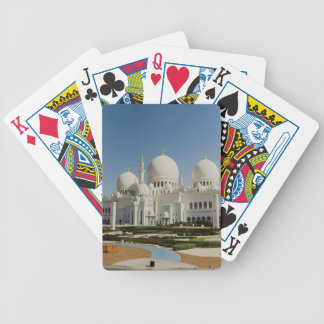 Sheikh Zayed Grand Mosque,Abu Dhabi Bicycle Playing Cards