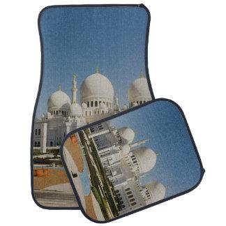 Sheikh Zayed Grand Mosque,Abu Dhabi Car Mat