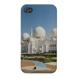 Sheikh Zayed Grand Mosque,Abu Dhabi Case For iPhone 4