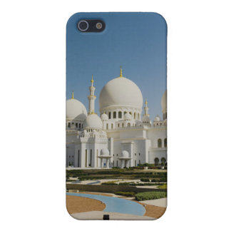 Sheikh Zayed Grand Mosque,Abu Dhabi Case For iPhone 5/5S