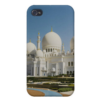Sheikh Zayed Grand Mosque,Abu Dhabi Case For The iPhone 4