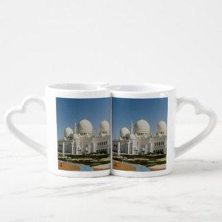 Sheikh Zayed Grand Mosque,Abu Dhabi Coffee Mug Set