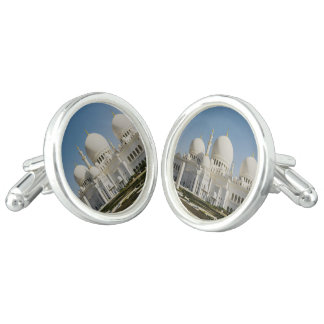 Sheikh Zayed Grand Mosque,Abu Dhabi Cufflinks