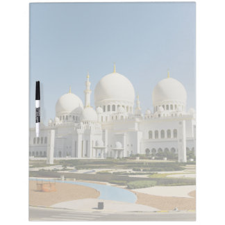 Sheikh Zayed Grand Mosque,Abu Dhabi Dry Erase Board