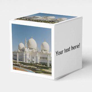 Sheikh Zayed Grand Mosque,Abu Dhabi Favor Box