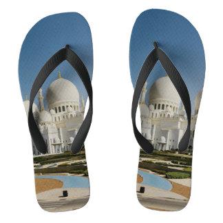 Sheikh Zayed Grand Mosque,Abu Dhabi Flip Flops