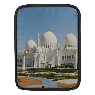 Sheikh Zayed Grand Mosque,Abu Dhabi iPad Sleeve