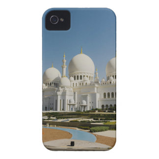 Sheikh Zayed Grand Mosque,Abu Dhabi iPhone 4 Case-Mate Cases