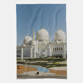 Sheikh Zayed Grand Mosque,Abu Dhabi Kitchen Towel
