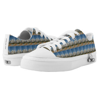Sheikh Zayed Grand Mosque,Abu Dhabi Low-Top Sneakers