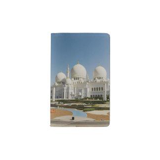 Sheikh Zayed Grand Mosque,Abu Dhabi Pocket Moleskine Notebook