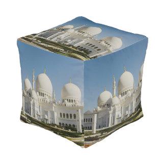 Sheikh Zayed Grand Mosque,Abu Dhabi Pouf