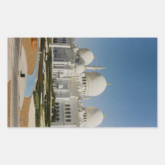 Sheikh Zayed Grand Mosque,Abu Dhabi Sticker
