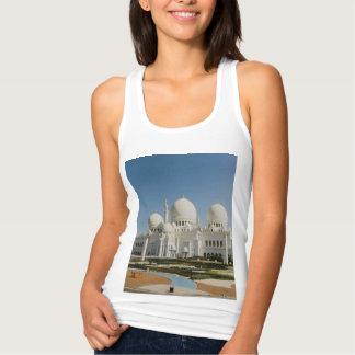 Sheikh Zayed Grand Mosque,Abu Dhabi Tank Top