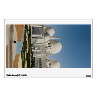 Sheikh Zayed Grand Mosque,Abu Dhabi Wall Decal