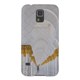 Sheikh Zayed Grand Mosque columns,Abu Dhabi Case For Galaxy S5