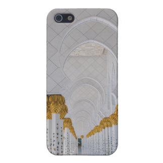 Sheikh Zayed Grand Mosque columns,Abu Dhabi Case For iPhone 5/5S
