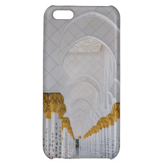 Sheikh Zayed Grand Mosque columns,Abu Dhabi Case For iPhone 5C