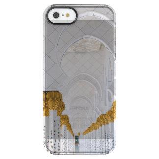 Sheikh Zayed Grand Mosque columns,Abu Dhabi Clear iPhone SE/5/5s Case