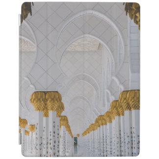 Sheikh Zayed Grand Mosque columns,Abu Dhabi iPad Cover