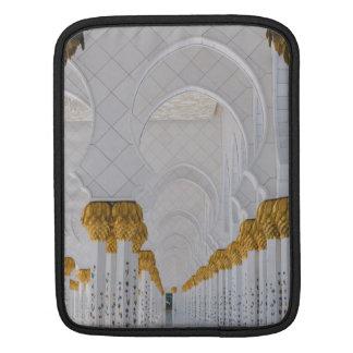 Sheikh Zayed Grand Mosque columns,Abu Dhabi iPad Sleeve