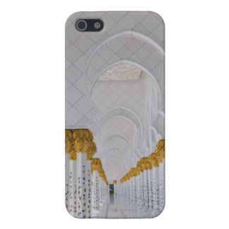 Sheikh Zayed Grand Mosque columns,Abu Dhabi iPhone 5/5S Cover