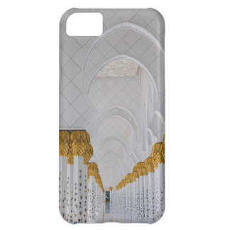Sheikh Zayed Grand Mosque columns,Abu Dhabi iPhone 5C Cover