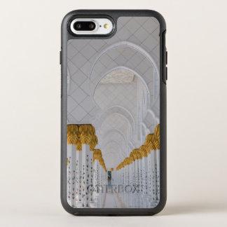 Sheikh Zayed Grand Mosque columns,Abu Dhabi OtterBox Symmetry iPhone 8 Plus/7 Plus Case