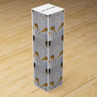 Sheikh Zayed Grand Mosque columns,Abu Dhabi Wine Gift Box