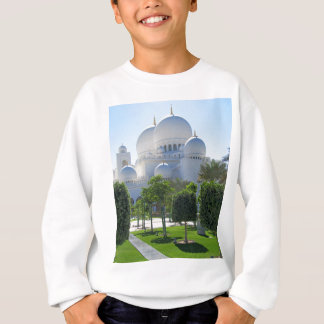 Sheikh Zayed Grand Mosque Domes Sweatshirt
