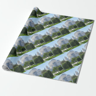 Sheikh Zayed Grand Mosque Domes Wrapping Paper
