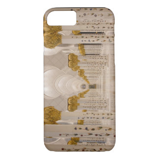 Sheikh Zayed Mosque iPhone / iPad case