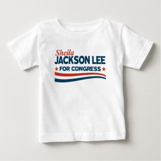 Sheila Jackson Lee Baby T-Shirt