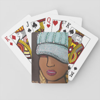 "Sheizign ""Diamonds"" Playing Cards"