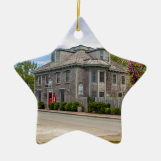 Shelburne Ceramic Ornament