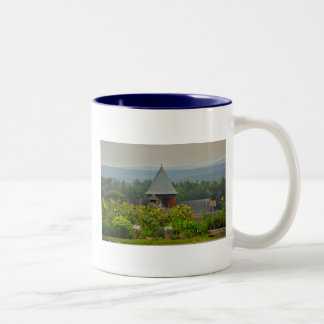 Shelburne Coach Barn Two-Tone Coffee Mug