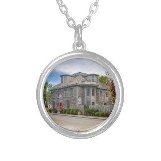 Shelburne Silver Plated Necklace