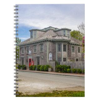 Shelburne Spiral Notebook