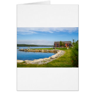 Shelburne Waterfront Card