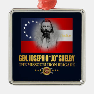 Shelby (Southern Patriot) Metal Ornament