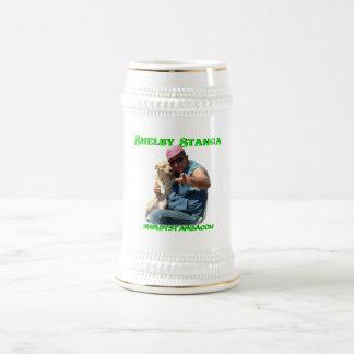 Shelby Stanga Beer Mug