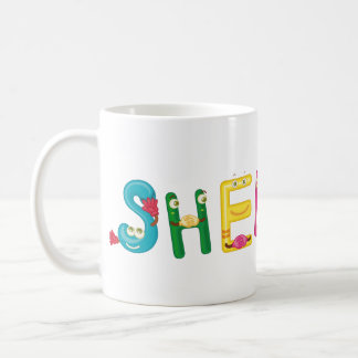 Sheldon Mug