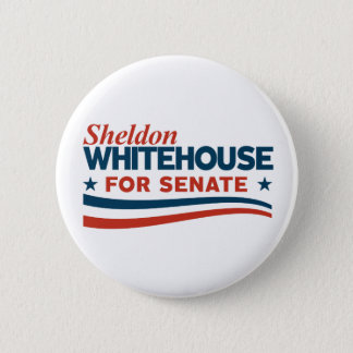 Sheldon Whitehouse for Senate 2 Inch Round Button